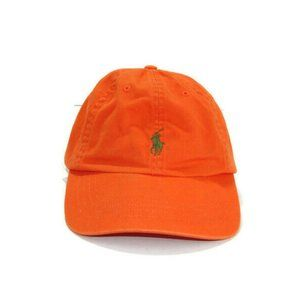 Polo Ralph Lauren One Size Leather Strap Cap